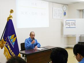 第65期 経営方針発表会